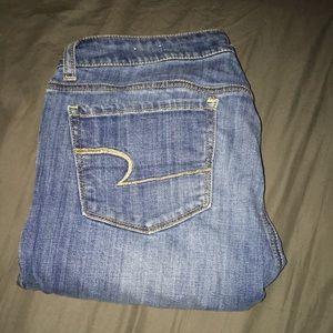 American eagle jeans - medium wash